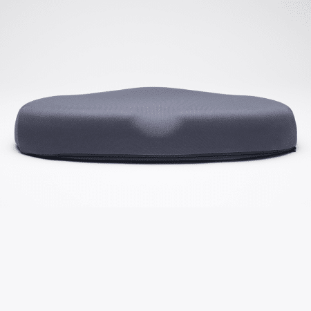 "2.5"" Original Foam Posture Cushion Rear View"