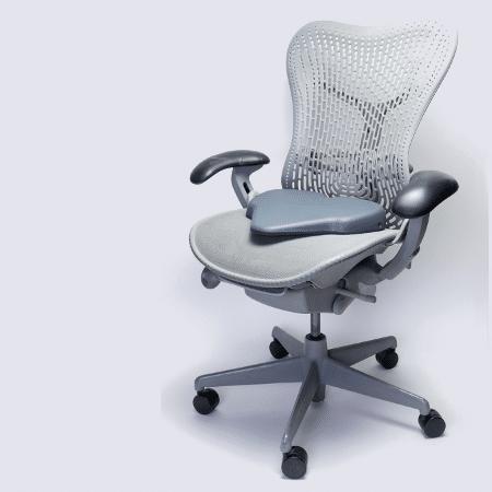 "posture cushion | 2.5"" integral skin"