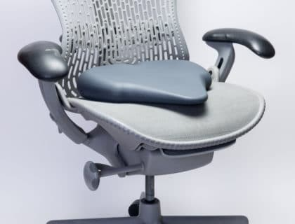 office chair posture cushion