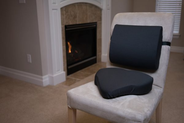 Lumbar Support and Posture Cushion