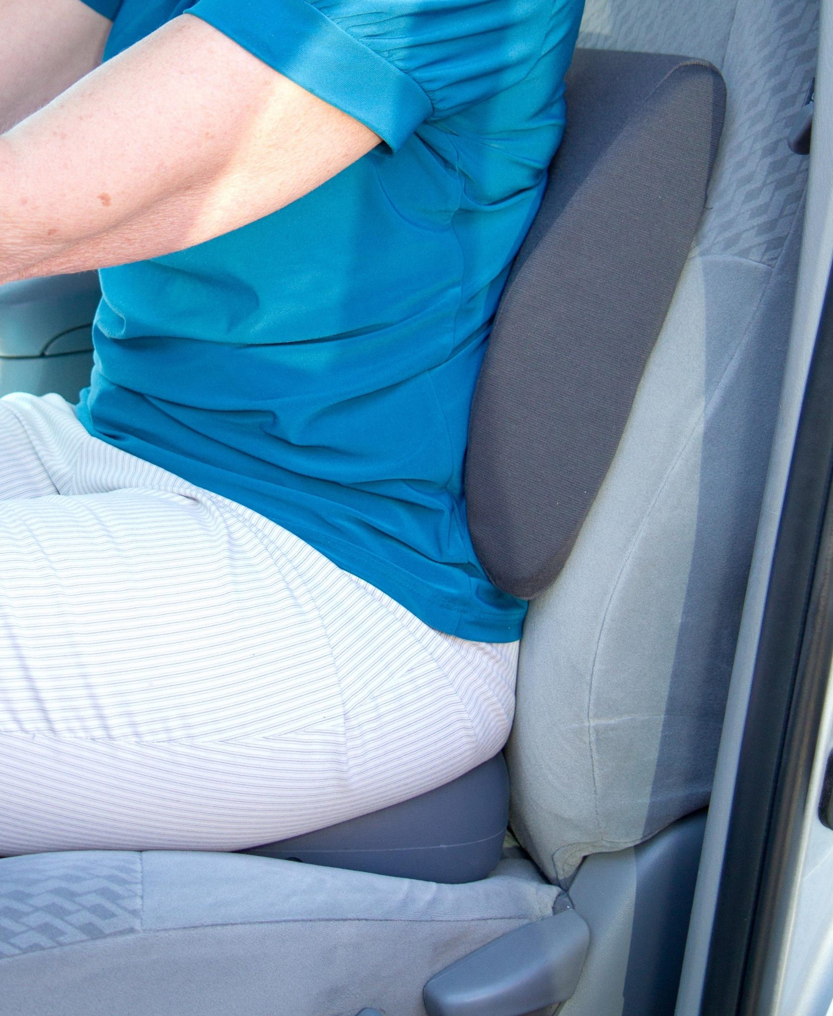 Posture Cushion and Lumbar Support