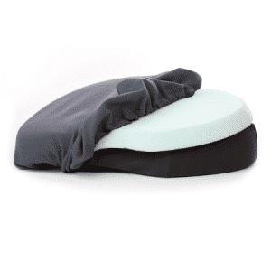 Memory Posture Cushion Seat Wedge SITTS Lumbar Support Cushion