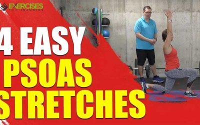 4 Easy Psoas Stretches